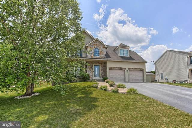 160 Austin Drive, MOUNT WOLF, PA 17347 (#PAYK2001394) :: Realty ONE Group Unlimited