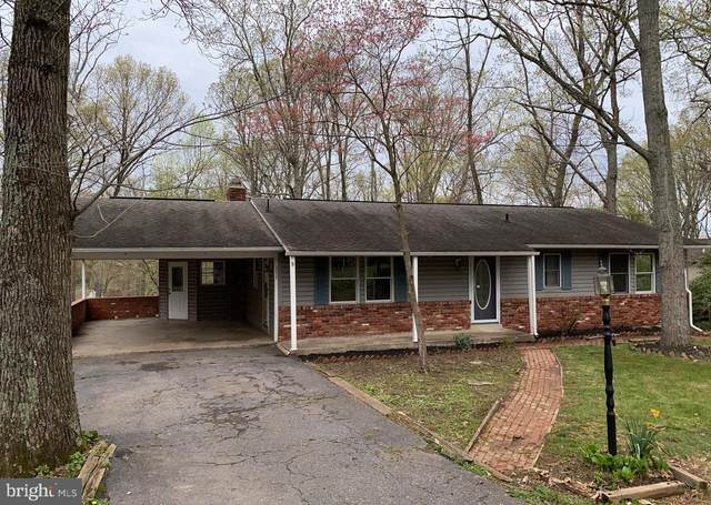 4310 Wendy Court, MONROVIA, MD 21770 (#MDFR2001274) :: ExecuHome Realty