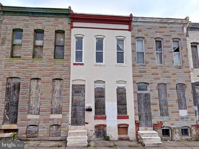 1127 N Milton Avenue, BALTIMORE, MD 21213 (#MDBA2002806) :: Sunrise Home Sales Team of Mackintosh Inc Realtors