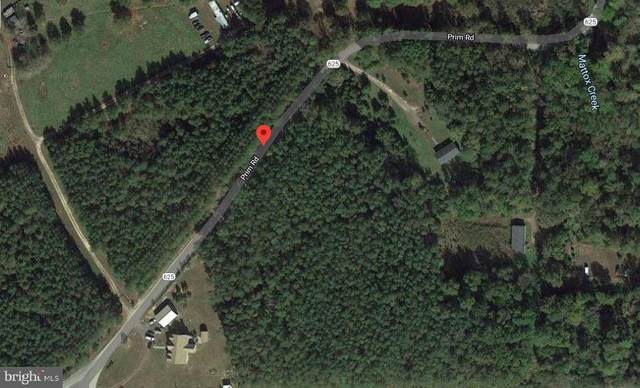 Off Of Prim Road, KING GEORGE, VA 22485 (#VAKG2000096) :: AJ Team Realty