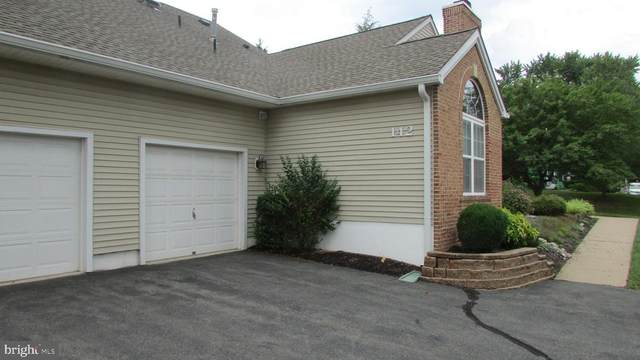 142 Woolsey Court, PENNINGTON, NJ 08534 (MLS #NJME2001276) :: The Sikora Group