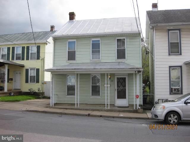 24 S Washington Street, SHIPPENSBURG, PA 17257 (#PACB2000812) :: The Craig Hartranft Team, Berkshire Hathaway Homesale Realty