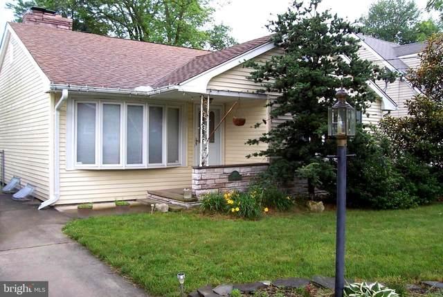 156 Natrona Avenue, HAMILTON TOWNSHIP, NJ 08619 (#NJME2001290) :: Sail Lake Realty