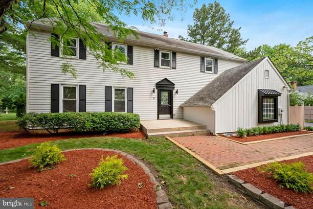 27 Partridge Lane, CHERRY HILL, NJ 08003 (#NJCD2001568) :: Sunrise Home Sales Team of Mackintosh Inc Realtors