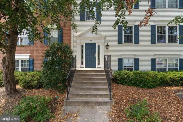 114 Prosperity Avenue SE D, LEESBURG, VA 20175 (#VALO2002064) :: Corner House Realty
