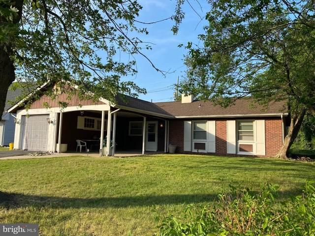 27 Balfour Lane, WILLINGBORO, NJ 08046 (MLS #NJBL2001654) :: Kiliszek Real Estate Experts