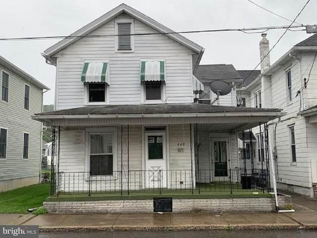 440 N 2ND Street, LYKENS, PA 17048 (#PADA2000826) :: Better Homes Realty Signature Properties