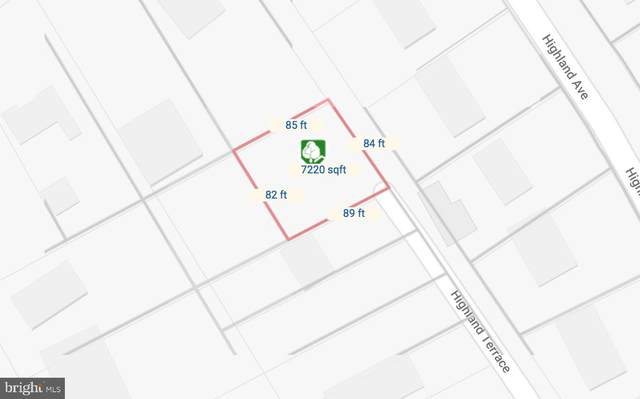2240 Highland Terrace, FALLS CHURCH, VA 22046 (#VAFX2005214) :: The Yellow Door Team