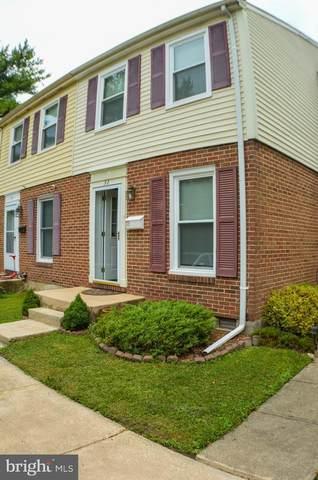 32 Stewarton Court 16C, BALTIMORE, MD 21236 (#MDBC2002550) :: Corner House Realty
