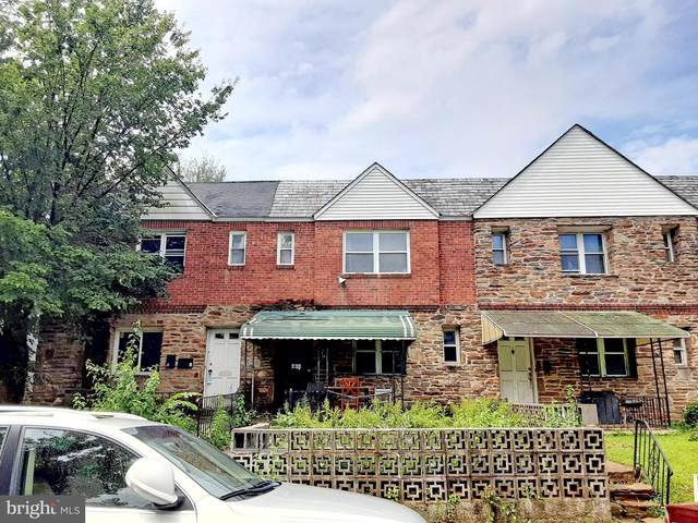 5120 Queensberry Avenue, BALTIMORE, MD 21215 (#MDBA2002880) :: Charis Realty Group
