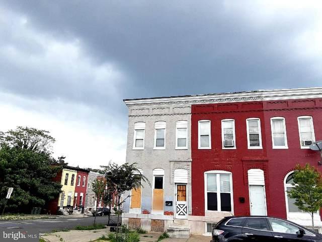 2400 E Lafayette Avenue, BALTIMORE, MD 21213 (#MDBA2002894) :: Talbot Greenya Group