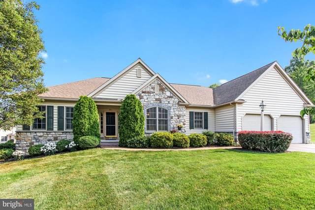 611 Mountain Laurel Lane, YORK, PA 17402 (#PAYK2001458) :: Sunrise Home Sales Team of Mackintosh Inc Realtors