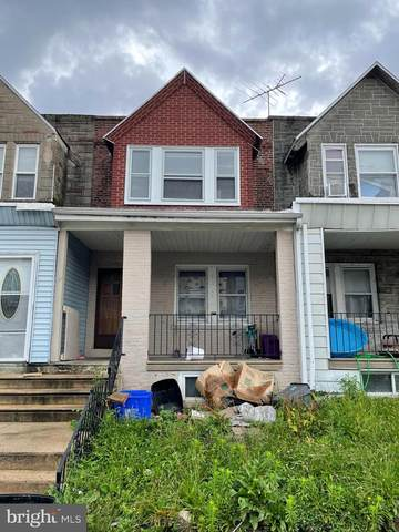 2614 S Carroll Street, PHILADELPHIA, PA 19142 (#PAPH2006774) :: Talbot Greenya Group