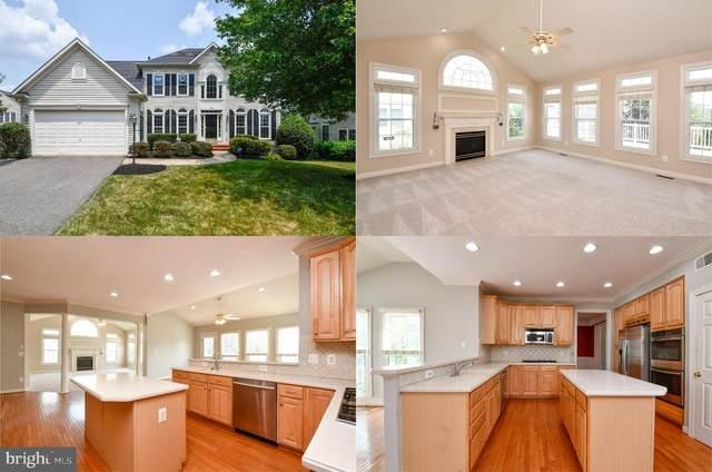 12801 Noltland Castle Drive, BRISTOW, VA 20136 (#VAPW2002092) :: Debbie Dogrul Associates - Long and Foster Real Estate