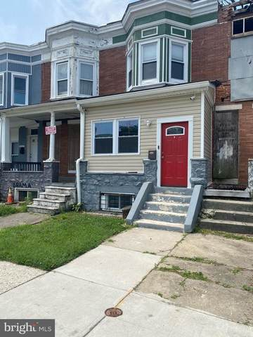 4046 Park Heights Avenue, BALTIMORE, MD 21215 (#MDBA2002910) :: Shawn Little Team of Garceau Realty