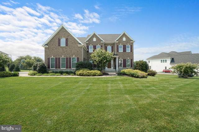 11431 Drummers Pass, IJAMSVILLE, MD 21754 (#MDFR2001350) :: Murray & Co. Real Estate