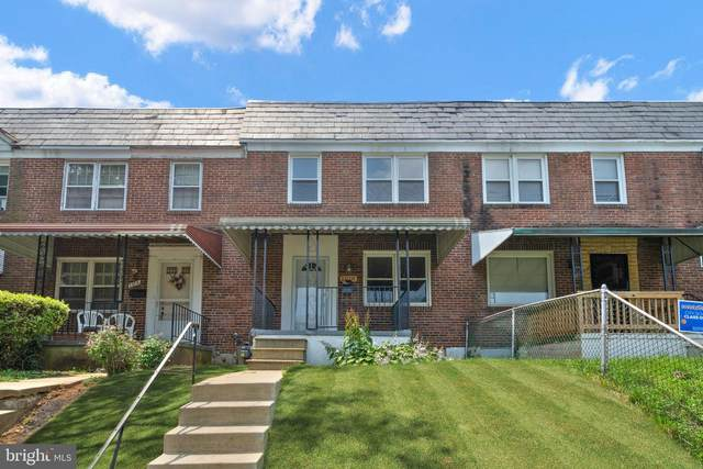 1018 Kevin Road, BALTIMORE, MD 21229 (#MDBA2002926) :: Shawn Little Team of Garceau Realty