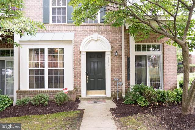 1716 Sycamore Heights Court #72, BOWIE, MD 20721 (#MDPG2002482) :: EXIT Realty Enterprises