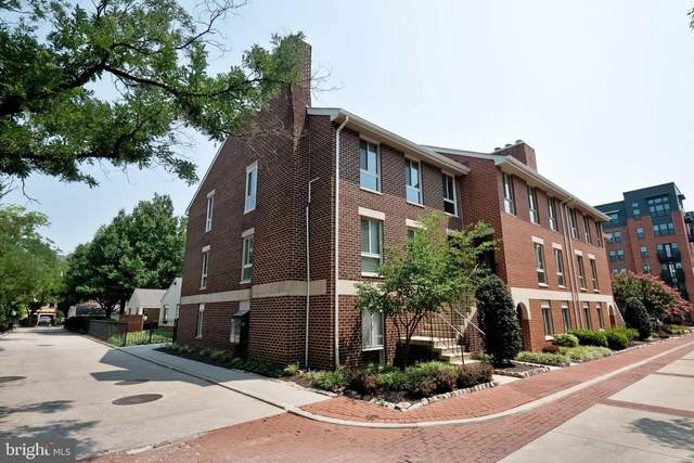 20 W Hill Street R9, BALTIMORE, MD 21230 (#MDBA2002954) :: Peter Knapp Realty Group