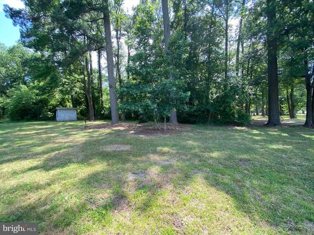 Parcel 129 Old State Road, CRISFIELD, MD 21817 (#MDSO2000120) :: The Rhonda Frick Team