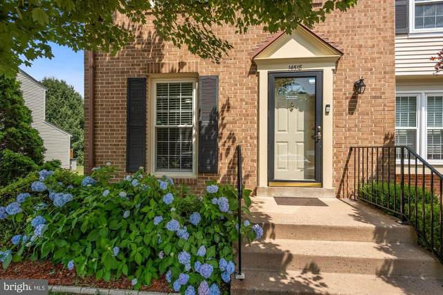 14518 Four Chimney Drive, CENTREVILLE, VA 20120 (#VAFX2005358) :: Charis Realty Group