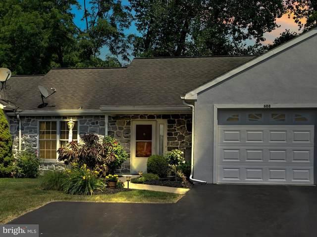 608 Huckleberry Lane, LEBANON, PA 17046 (#PALN2000386) :: CENTURY 21 Home Advisors