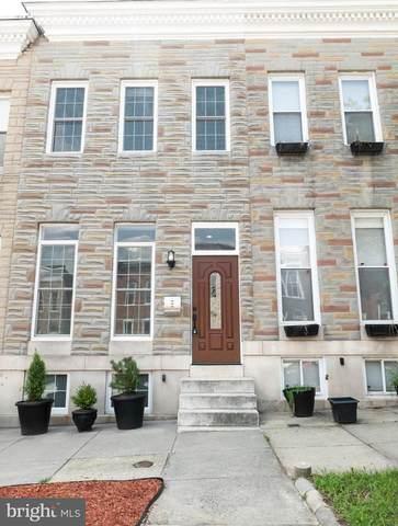 1828 N Bond Street, BALTIMORE, MD 21213 (#MDBA2002974) :: Sunrise Home Sales Team of Mackintosh Inc Realtors