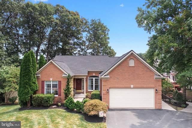 14100 Roamer Court, CENTREVILLE, VA 20121 (#VAFX2005406) :: Sunrise Home Sales Team of Mackintosh Inc Realtors