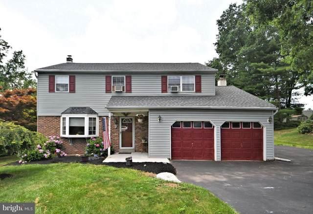 1848 Flintlock Circle, LANSDALE, PA 19446 (MLS #PAMC2002792) :: Kiliszek Real Estate Experts