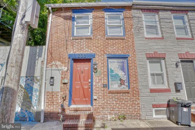 203 S Durham Street, BALTIMORE, MD 21231 (#MDBA2002980) :: Century 21 Dale Realty Co