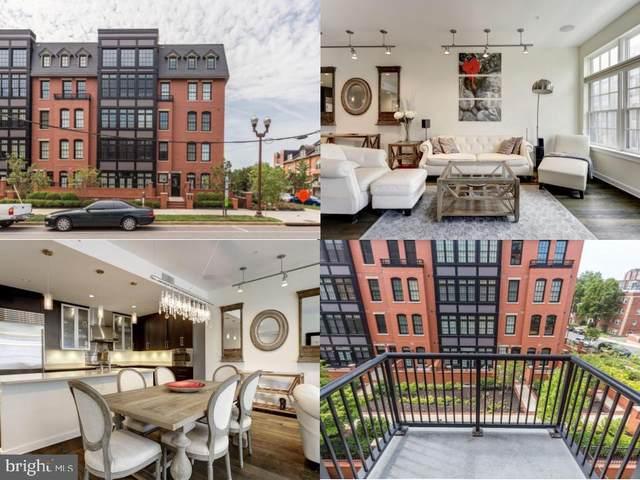 1610 N Queen Street #253, ARLINGTON, VA 22209 (#VAAR2001348) :: Eng Garcia Properties, LLC