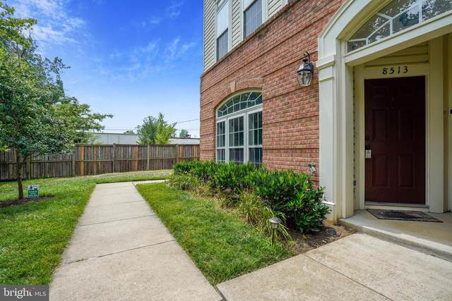 8513 Hallie Rose Place #160, ALEXANDRIA, VA 22309 (#VAFX2005480) :: The Yellow Door Team