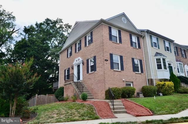 9680 Eaton Woods Place, LORTON, VA 22079 (#VAFX2005500) :: Talbot Greenya Group
