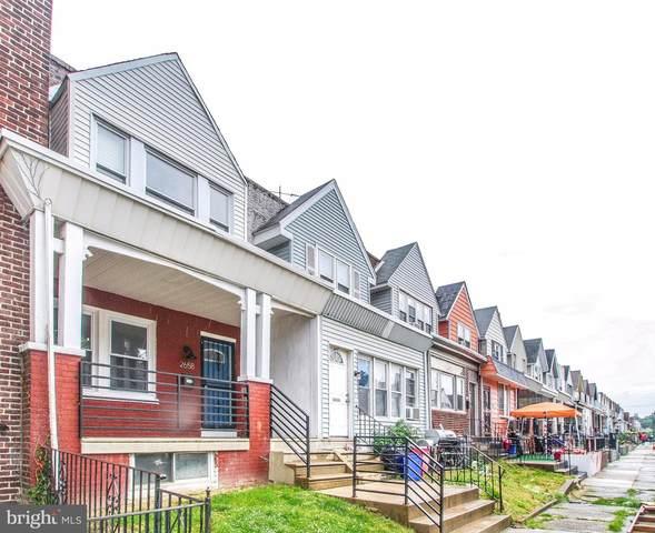 2658 S Carroll Street, PHILADELPHIA, PA 19142 (#PAPH2007026) :: Team Martinez Delaware