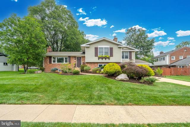 1010 Westwood Drive NE, VIENNA, VA 22180 (#VAFX2005546) :: Debbie Dogrul Associates - Long and Foster Real Estate