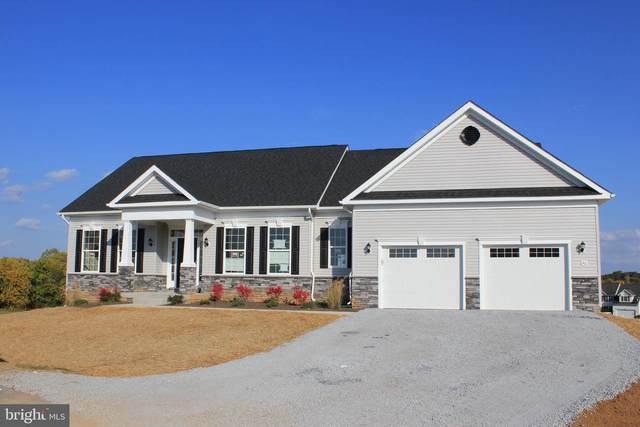 135 Chesterfield Drive, FALLING WATERS, WV 25419 (#WVBE2000624) :: Colgan Real Estate