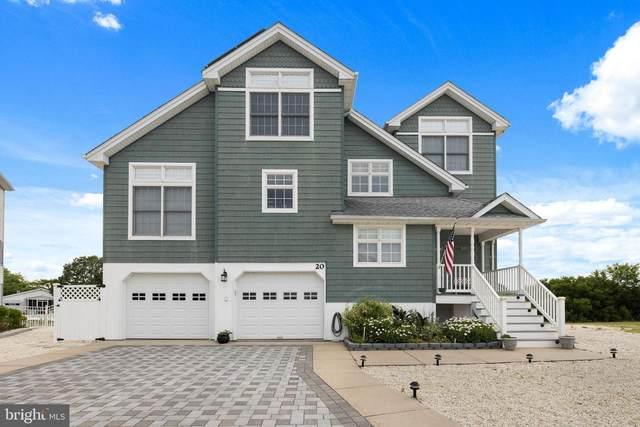 20 Sea Isle Drive, LITTLE EGG HARBOR TWP, NJ 08087 (#NJOC2000688) :: Shamrock Realty Group, Inc