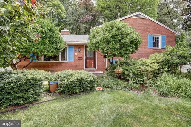 6706 Harwood Place, SPRINGFIELD, VA 22152 (#VAFX2005562) :: The MD Home Team