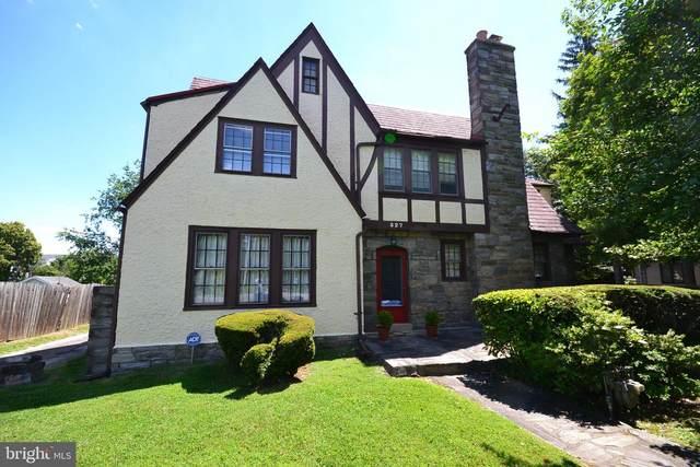 327 N Lansdowne Avenue, LANSDOWNE, PA 19050 (MLS #PADE2001768) :: Kiliszek Real Estate Experts