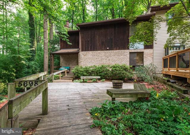 5698 Thicket Lane, COLUMBIA, MD 21044 (#MDHW2001190) :: Lee Tessier Team
