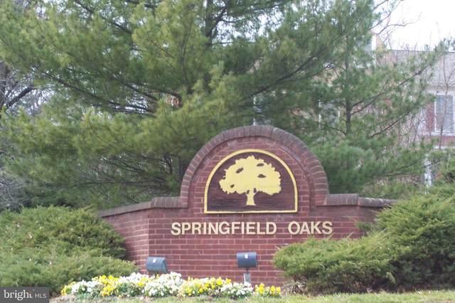 8552 Springfield Oaks Drive, SPRINGFIELD, VA 22153 (#VAFX2005654) :: Lee Tessier Team