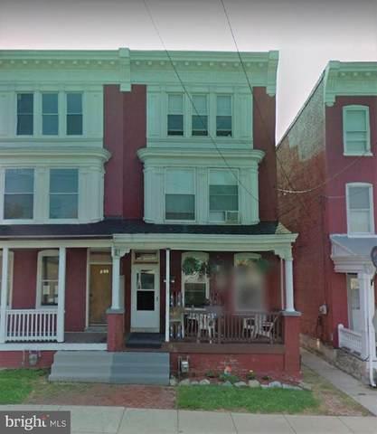 113 S Marshall Street, LANCASTER, PA 17602 (#PALA2001338) :: Keller Williams Realty - Matt Fetick Team