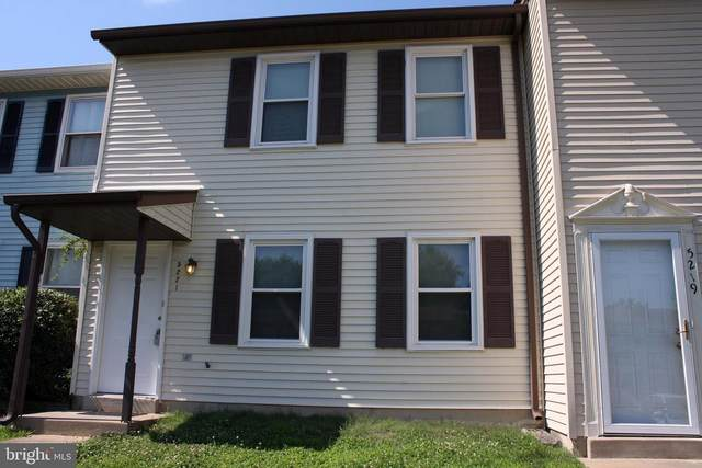 5221 Magnolia Place, FREDERICKSBURG, VA 22407 (#VASP2000732) :: Lee Tessier Team