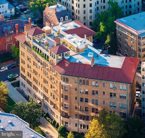 1901 Wyoming Avenue NW #54, WASHINGTON, DC 20009 (#DCDC2003198) :: Shawn Little Team of Garceau Realty