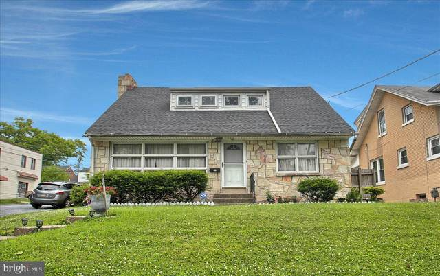 1201 S 19TH Street, HARRISBURG, PA 17104 (#PADA2000898) :: Realty ONE Group Unlimited