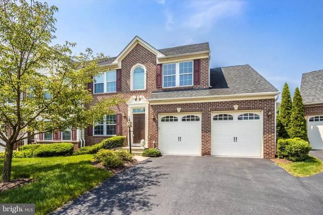 10629 Nathaniel Way #16, NEW MARKET, MD 21774 (#MDFR2001462) :: Corner House Realty