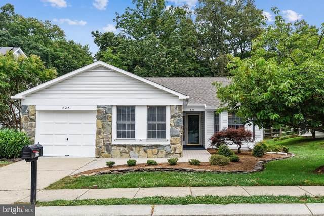 826 Coxswain Way, ANNAPOLIS, MD 21401 (#MDAA2002464) :: Eng Garcia Properties, LLC