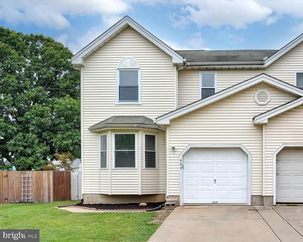 507 Heulings Avenue, RIVERSIDE, NJ 08075 (MLS #NJBL2001866) :: Maryland Shore Living | Benson & Mangold Real Estate