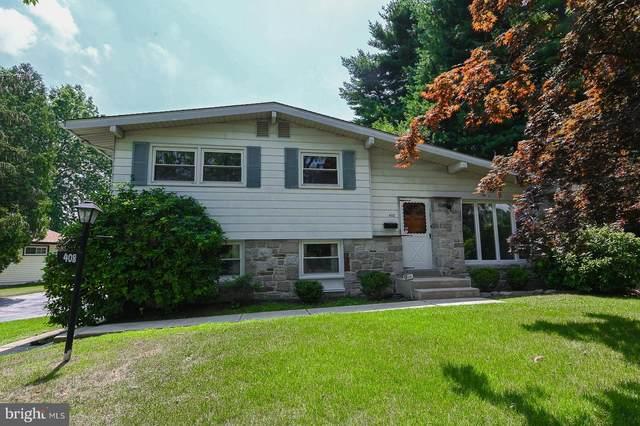 408 Lyndhurst Drive, BROOMALL, PA 19008 (MLS #PADE2001812) :: Kiliszek Real Estate Experts