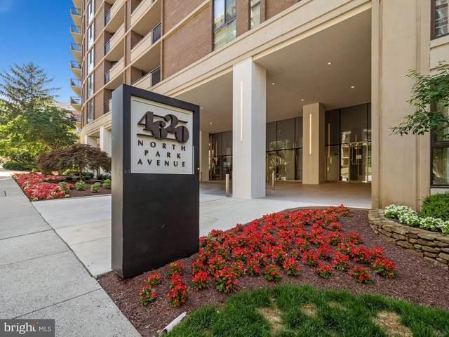 4620 N Park Avenue 901W, CHEVY CHASE, MD 20815 (#MDMC2004112) :: City Smart Living